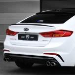 [M&S] Hyundai Avante AD - Sports Trunk Lip Spoiler Set