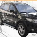 [MLX Auto] Hyundai New Santa Fe CM - X5 Style Side Running Board Steps