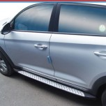 [MLX Auto] Hyundai All New Tucson - X6 / GLE Style Side Running Board Steps