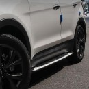 [MLX Auto] Hyundai Santa Fe The Prime 17MY - TUIX Side Running Board Steps