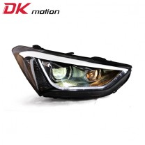 [DK Motion] Hyundai Santa Fe DM - Genuine HID Headlights Set