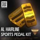 [DXSOAUTO] Hyundai Grandeur IG - AL Hairline Sports Pedal Plate