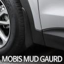 [MOBIS] Hyundai MaxCruz - Genuine Mudguards Set