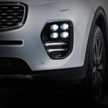 LED ПТФ Quad Eye Power LED - KIA All New Sportage QL (DK Motion)