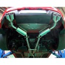 [JUN,B.L] Hyundai Genesis Coupe 2.0 T-GDi - R-Type Cat-back system (JBLH-20BKFYR)