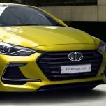 [Brenthon] Hyundai Avante AD Sport - 2-nd Generation Emblem Set (BEH-H73)