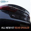 [CAMILY] KIA All New K7 -Trunk Rear Spoiler