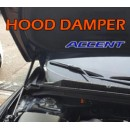 [EURO9] Hyundai New Accent - Hood Dampers