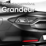 [EXLED] Hyundai Grandeur IG  - Sequential Rear Reflector 3Way Power LED Modules