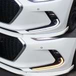 [DK Motion] Hyundai Avante AD - LED 2Way Daytime Running Lights