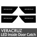 [LEDIST] Hyundai Veracruz - LED Inside Door Catch Plates Set VER.2