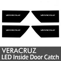 [LEDIST] Hyundai Veracruz - LED Inside Door Catch Plates Set VER.2