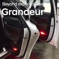[EXLED] Hyundai Grandeur IG - Door Lights 1533L2  Power LED Modules (Sequential)