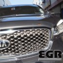 [EGR] KIA All New Sorento UM - Super Guard Bonnet Protector (MATT BLACK)