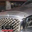 [EGR] KIA All New Sorento UM - Super Guard Bonnet Protector (CLEAR)