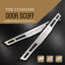 [DXSOAUTO] Chevrolet Cruze​ 2017 - The Standard AL Door Sill Scuff Plates Set