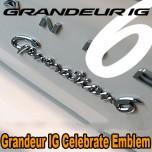 [EXOS] Hyundai Grandeur IG - Generation 6 Lettering