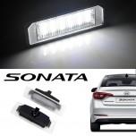 [DK Motion] Hyundai LF Sonata - Number Plate LED Lamp Set