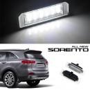 [DK Motion] KIA All New Sorento - Number Plate LED Lamp Set