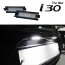 [DK Motion] Hyundai i30 PD - Number Plate LED Lamp Set