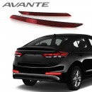 [DK Motion] Hyundai Avante AD  - Rear Reflector LED 2Way  (Normal)