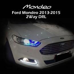[DK Motion] Ford Mondeo - 2Way LED DRL Set