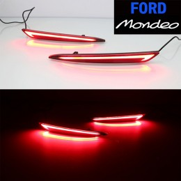 [DK Motion] Ford Mondeo / Fusion  - Rear Reflector LED 2Way  (Normal)