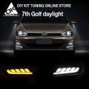 [DK Motion] Volkswagen Golf 7 - 2Way LED DRL Set