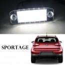 [DK Motion] KIA (New) Sportage R - Number Plate LED Lamp Set
