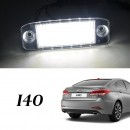 [DK Motion] Hyundai i40 - Number Plate LED Lamp Set