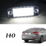 [DK Motion] Hyundai i40 - Number Plate LED Lamp Set