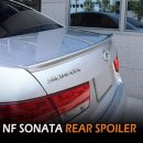 [CAMILY] Hyundai NF Sonata -Trunk Rear Spoiler