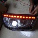 [EXLED] SsangYong Tivoli - DRL 2Way LED Upgrade Modules