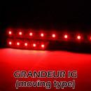 [LEDIST] Hyundai Grandeur IG - Door Lights LED Modules (Sequential)