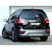 [IXION] KIA The New Mohave - Rear Add-on Styling Kit