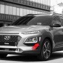 [EXLED] Hyundai Kona - Front Reflector Power LED 2Way Modules