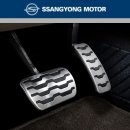 [SSANGYONG] SsangYong Korando C - Alloy Sports Pedal Kit