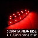 [LEDIST] Hyundai Sonata New Rise - 5450 LED Door Courtesy Lamp Modules Set