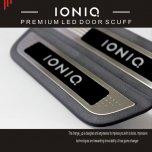 [CHANGE UP] Hyundai Ioniq - LED Door Sill Scuff Plates Set
