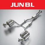 [JUN,B.L] KIA Stinger 3.3 T-GDI - GT Cat-back system (JBLK-33CKVGB)