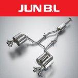 [JUN,B.L] KIA Stinger 2.0 - GT Cat-back system (JBLK-33CKFGB)