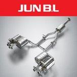 [JUN,B.L] KIA Stinger 2.0 - E.V.C Cat-back System (JBLK-33CKFEB)