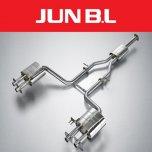 [JUN,B.L] KIA Stinger 2.0 - RACING Cat-back system (JBLK-33CKFRB)