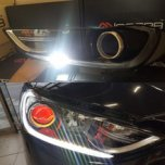 [INCOBB] Hyundai Avante AD - Headlamp LED DRL System Set