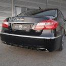 [M&S] Hyundai Genesis BH - Rear Diffuser