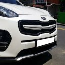 [CAR & SPORTS] KIA Sportage QL - Genuine Grille Point Plate