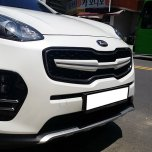 [CAR & SPORTS] KIA Sportage QL - Genuine Grille Point Plate