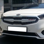 [CAR & SPORTS] KIA All New K7 - Genuine Grille Point Plate