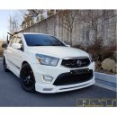 [RST] SsangYong Korando Sports - Front Lip
