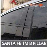 [RACETECH] Hyundai Santa Fe TM - Glass B Pillar Mirror Plate Set